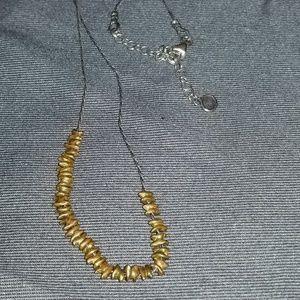 Silpada N3234 Precious Pebbles necklace